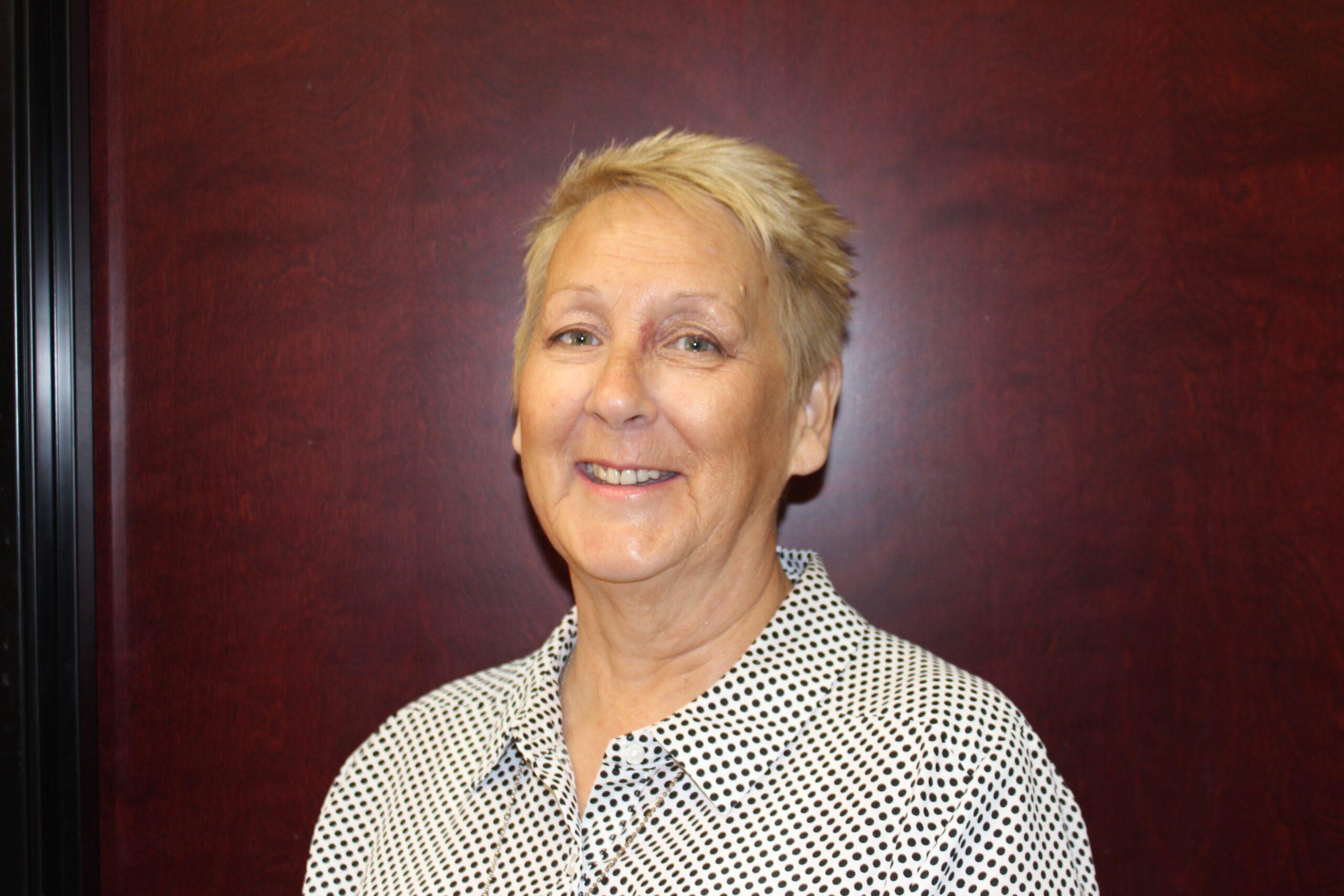 Rhona Cameron - On-Site Supervisor